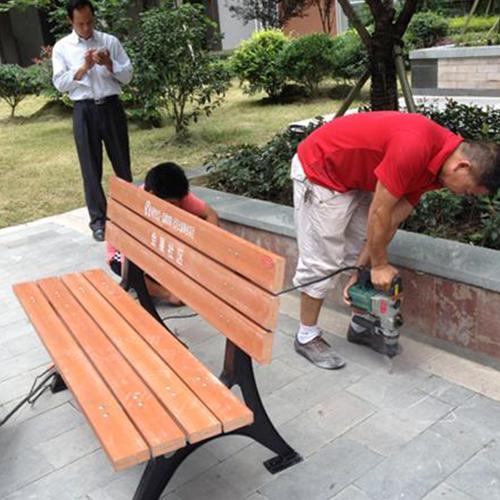 贵阳公园椅